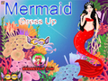 Lojë Fancy Mermaid Dress Up  online - lojra online