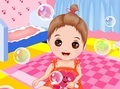 Lojë Bubbles Baby Dress Up online - lojra online