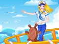 Lojë Sailor Girl Dress Up online - lojra online