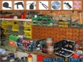 Lojë Tool Room Hidden Objects Workshop online - lojra online