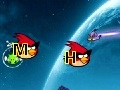 Lojë Angry Birds Typing Space  online - lojra online