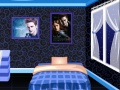 Lojë Robert Pattinson Fan Room online - lojra online